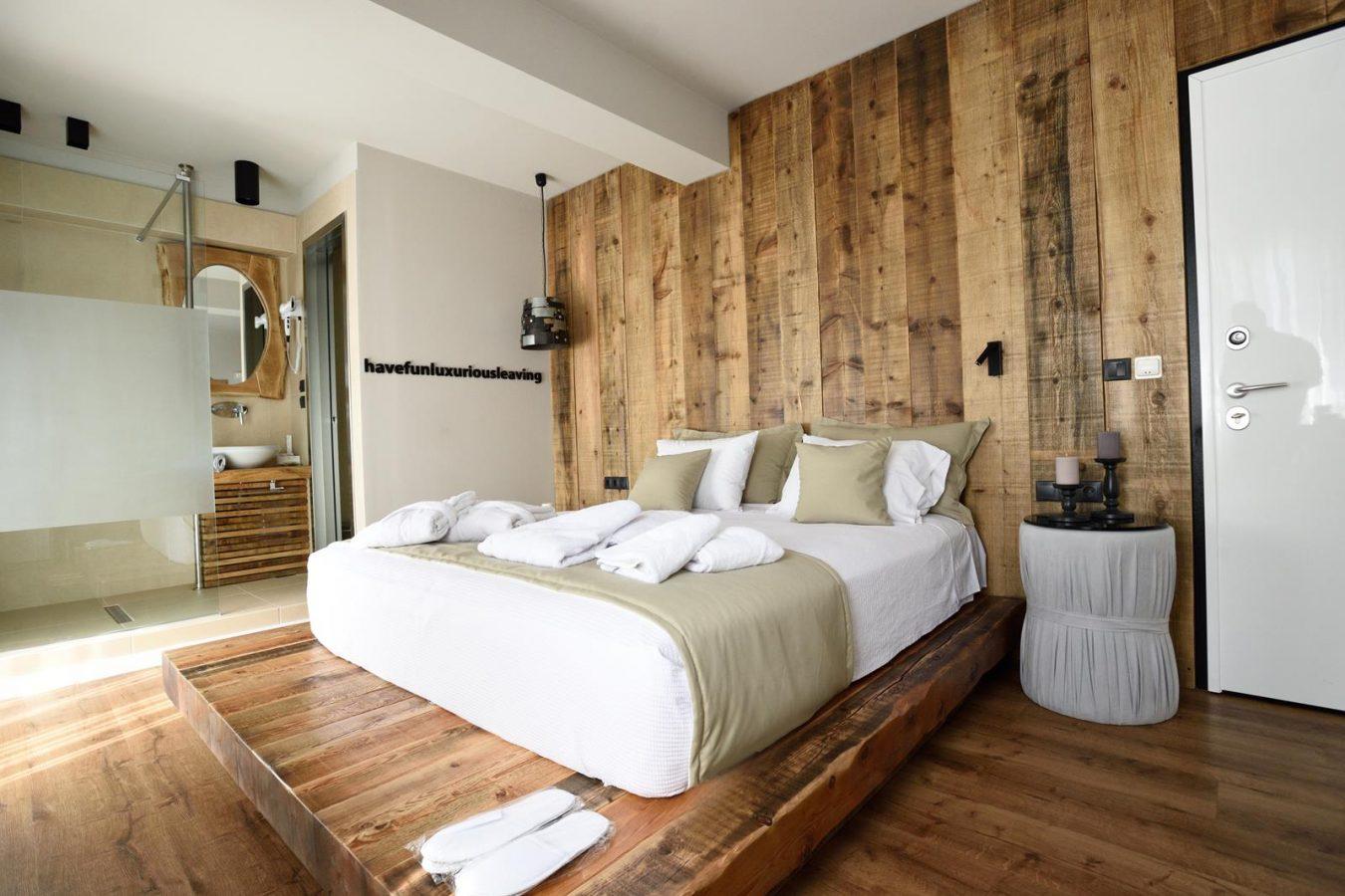 θεσσαλονικη διαμονη - magnifique luxury suites