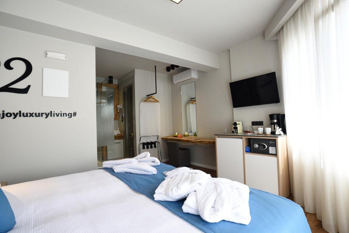 δωματια θεσσαλονικη κεντρο - magnifique luxury suites