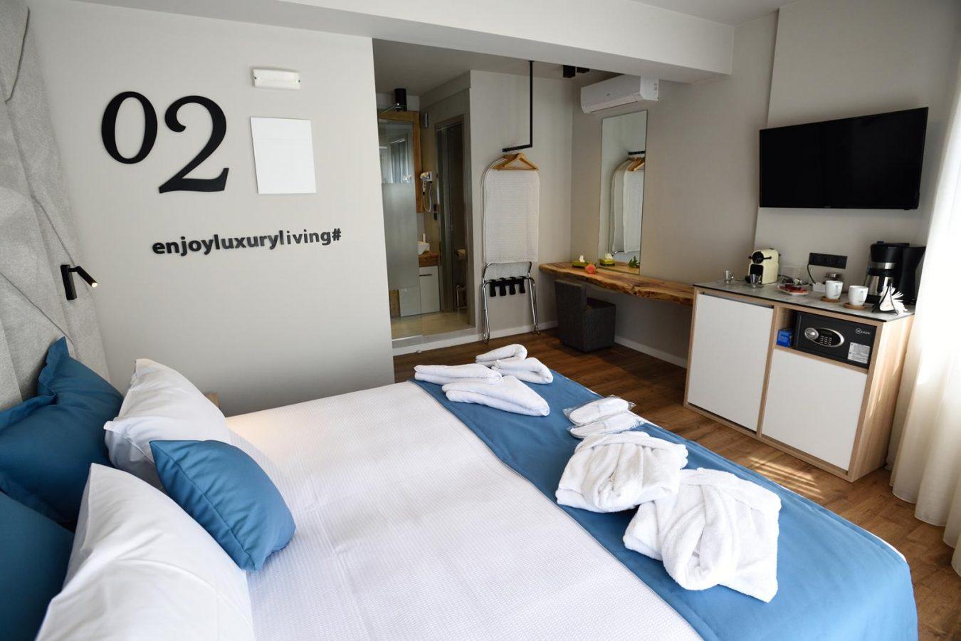 δωματια θεσσαλονικη κεντρο- magnifique luxury suites