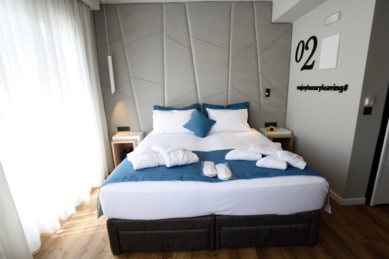 thessaloniki center rooms - magnifique luxury suites
