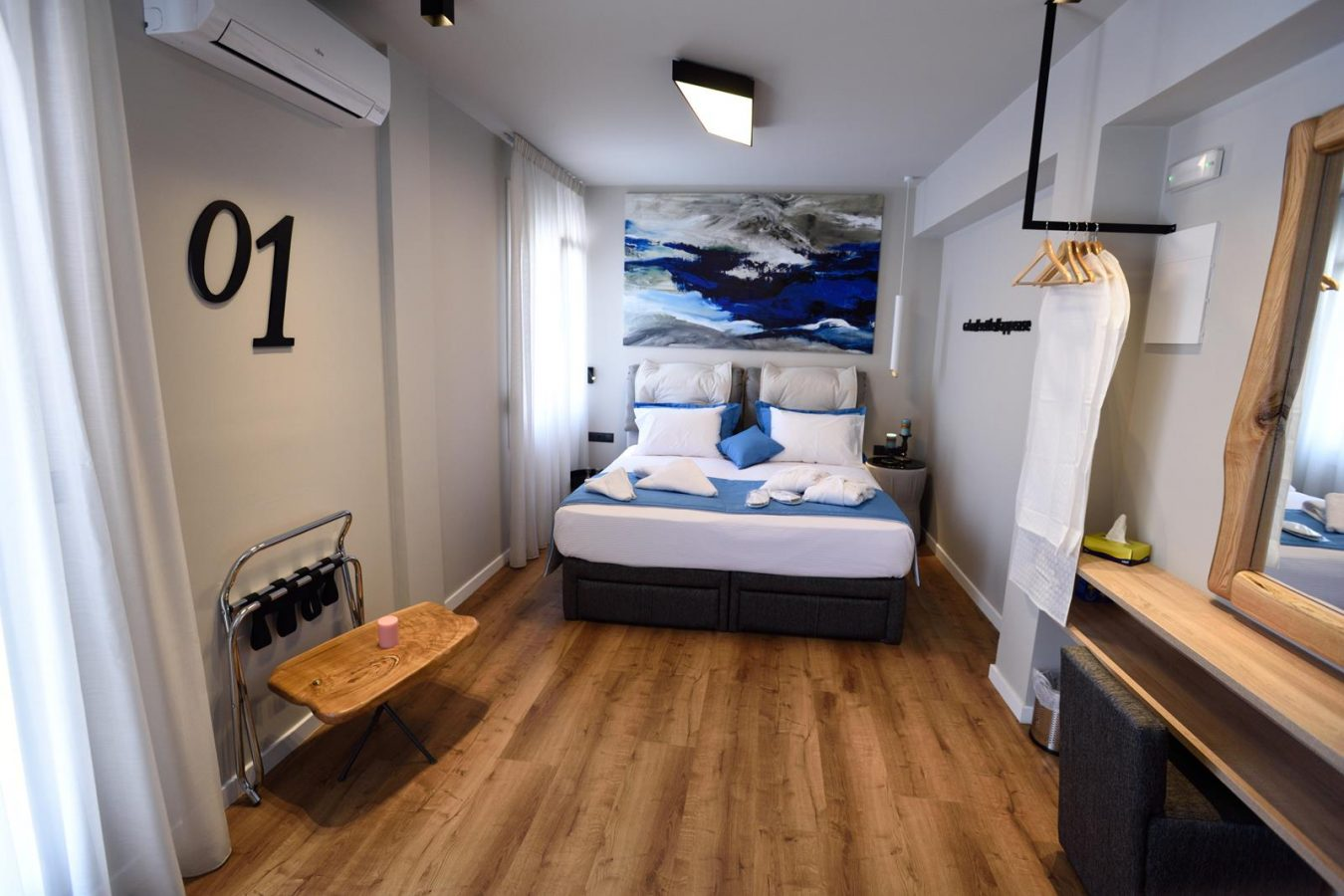 accommodation in thessaloniki - magnifique luxury suites