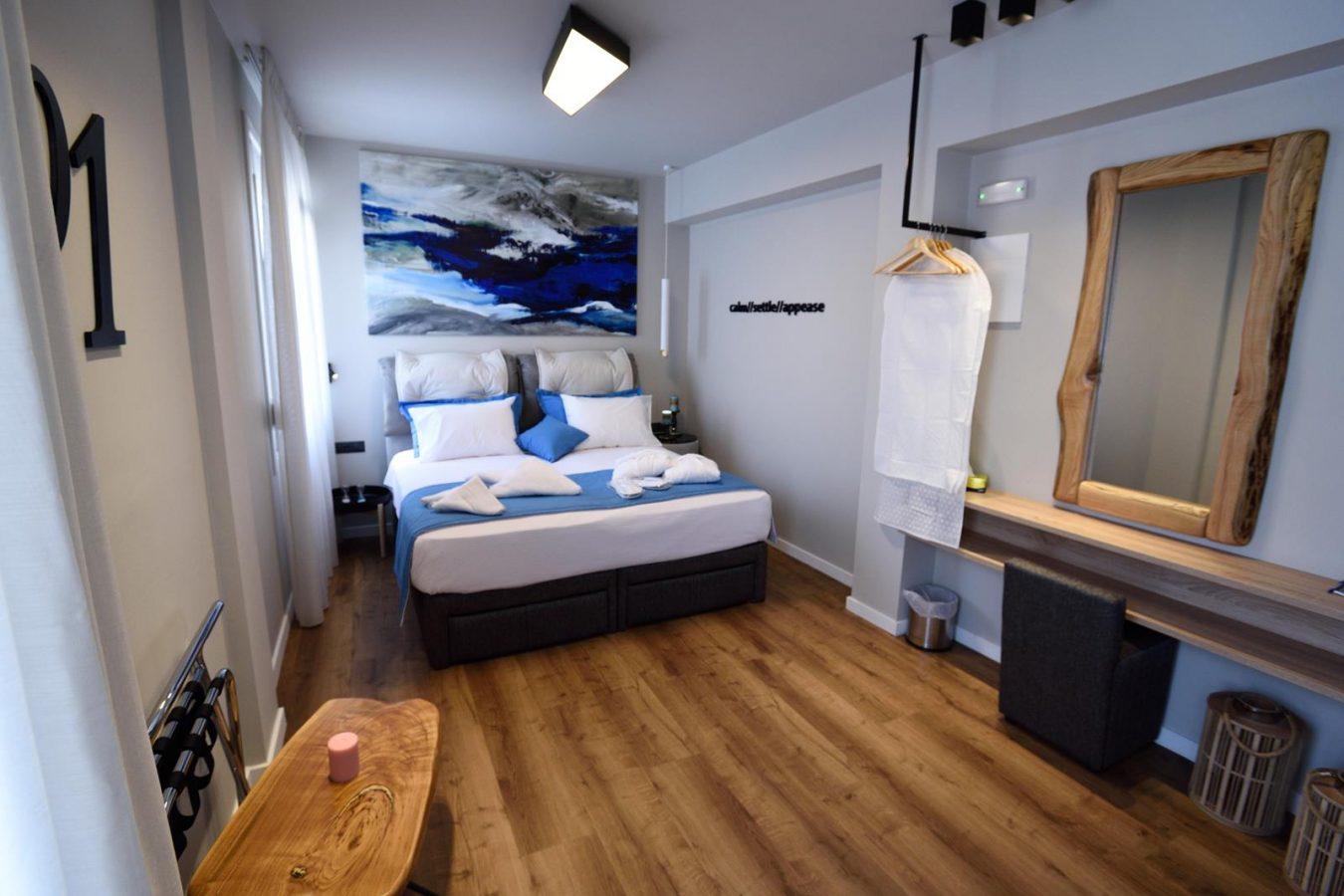 accommodation thessaloniki center - magnifique luxury suites