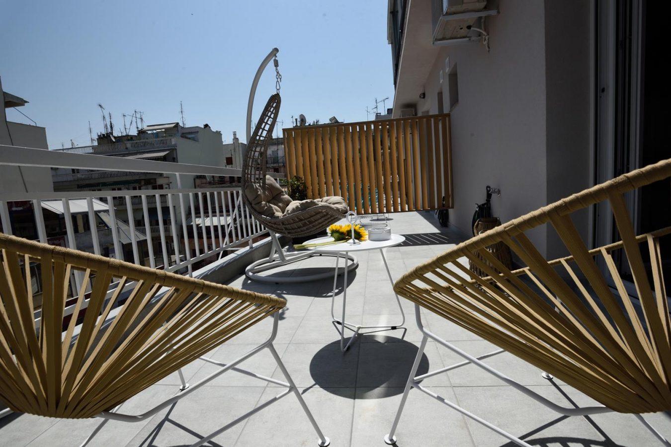 διαμονή στη θεσσαλονίκη - magnifique luxury suites