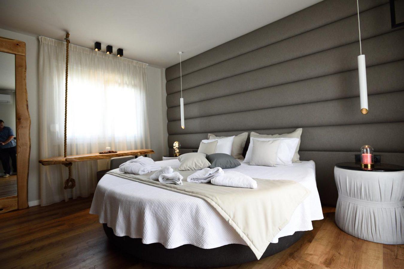 διαμονη κεντρο θεσσαλονικη - magnifique luxury suites