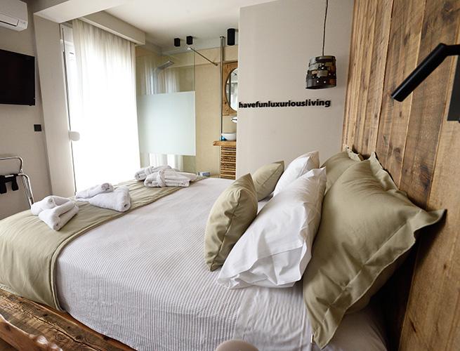 θεσσαλονικη διαμονη κεντρο - magnifique luxury suites