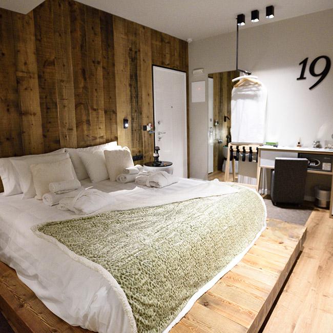 διαμονη θεσσαλονικη - magnifique luxury suites