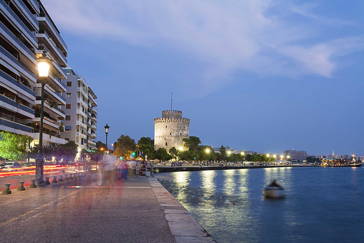 thessaloniki greece - magnifique luxury suites
