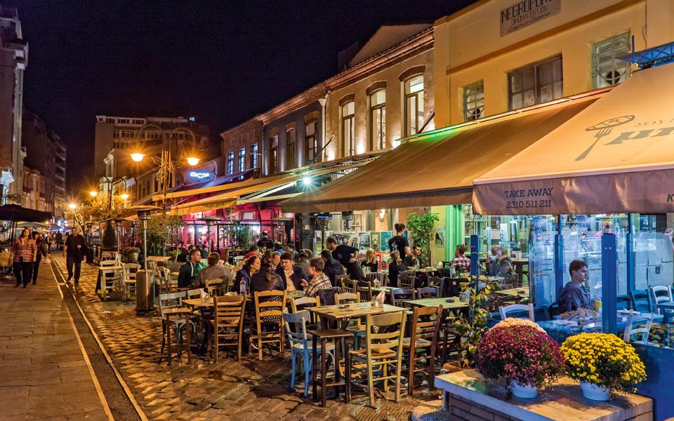 θεσσαλονίκη διασκέδαση - magnifique luxury suites